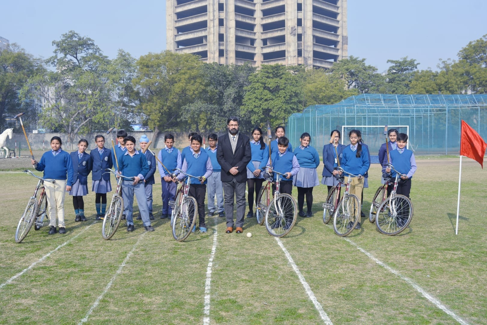 Launch of Cycle Polo 2020