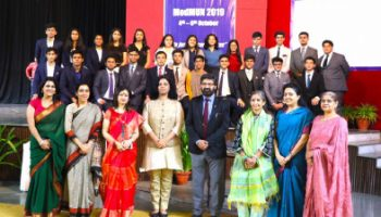 Modern School International Model United Nations Conference 2019